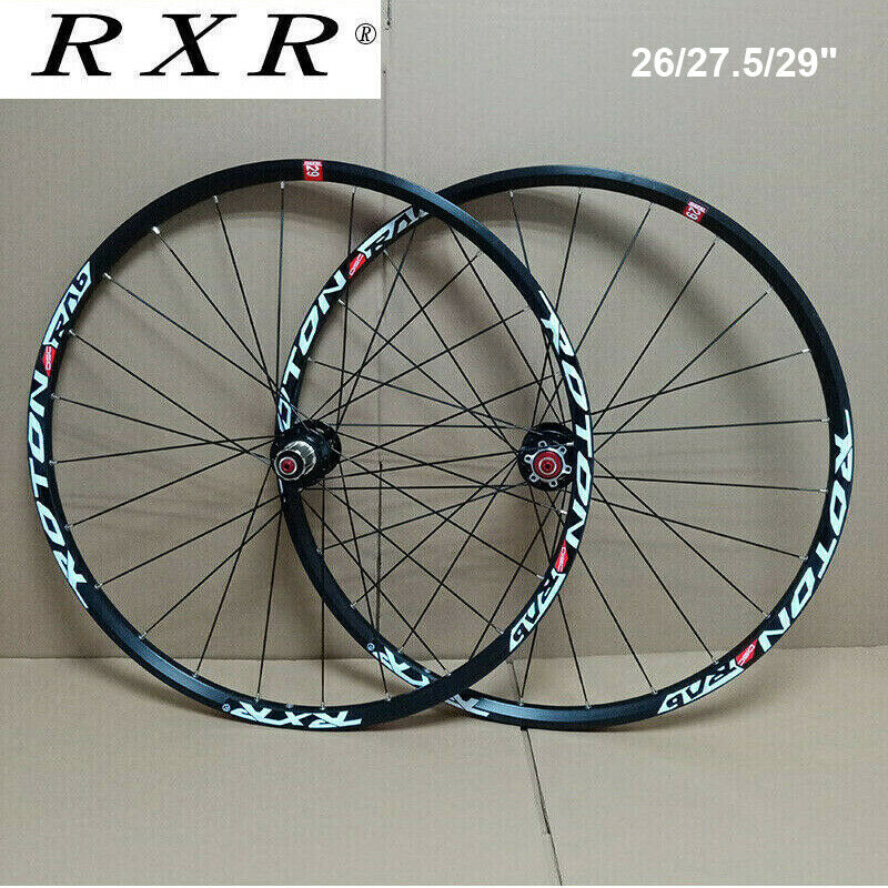Mountain Bike Wheels 26 27.529 Carbon Bicycle Wheelset MTB Bicycle Wheel Set 7 11s Aluminum Hub Disc Brake Wheelsets