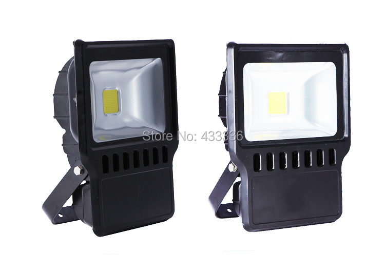 led outdoor light 100w 6pcs refletor led spotlight led 110v120v220v230v240v focos led exterior jardin fast free ship