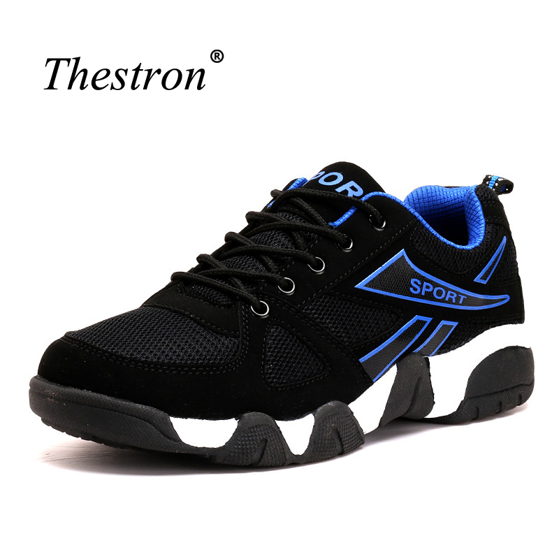 Thestron Women Sneakers Sport Comfortable Sports Shoes Men Black Mens Sneakers For Walking Breathable Couples Running Shoes