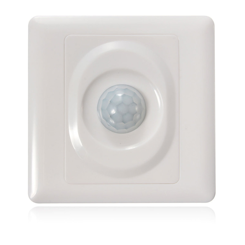 110~140 degree IR Infrared Save Energy Motion/Movement Sensor Automatic Light Lamp Switch стоимость
