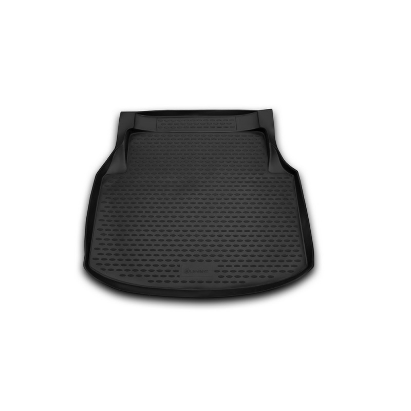 For Mercedes BENZ C-Class W204 2007-2014 sedan Rear Cargo Boot Tray Liner Trunk Floor Mat Carpet Mud Kick комплект ковриков в салон автомобиля klever standart для mercedes benz c class w204 седан 2007 2014