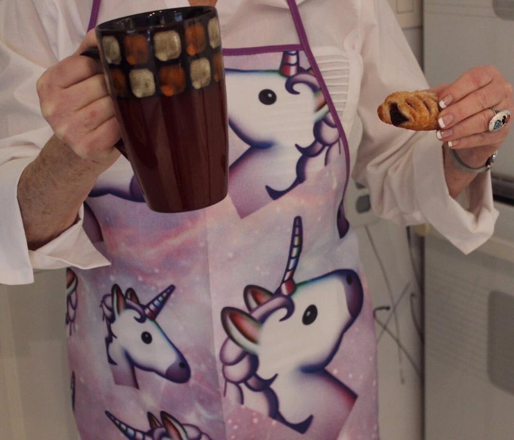 3D Print Cute Sleeveless Restaurant Kitchen Apron