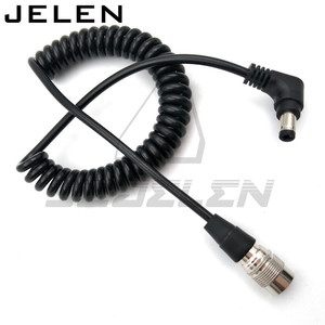 Image 1 - DC5.5/2.5 A Hirose pin Maschio Plug Power Cavo A Spirale Per Dispositivi Audio Zaxcomn F8