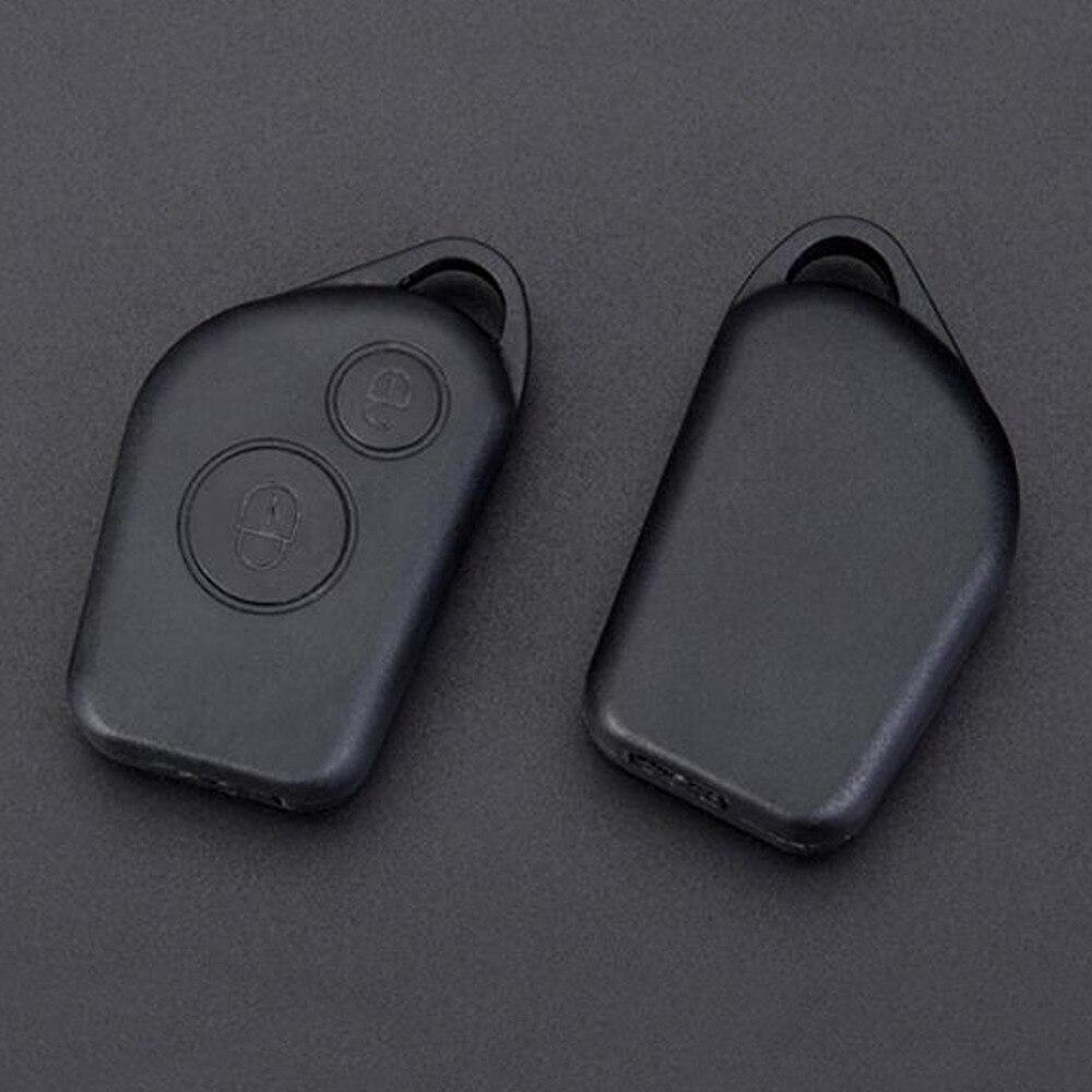 CAR-partmenta rezerves tālvadības atslēgas korpuss Fob Shell vāks Citroen Xsara Picasso Berlingo auto salona aksesuāri