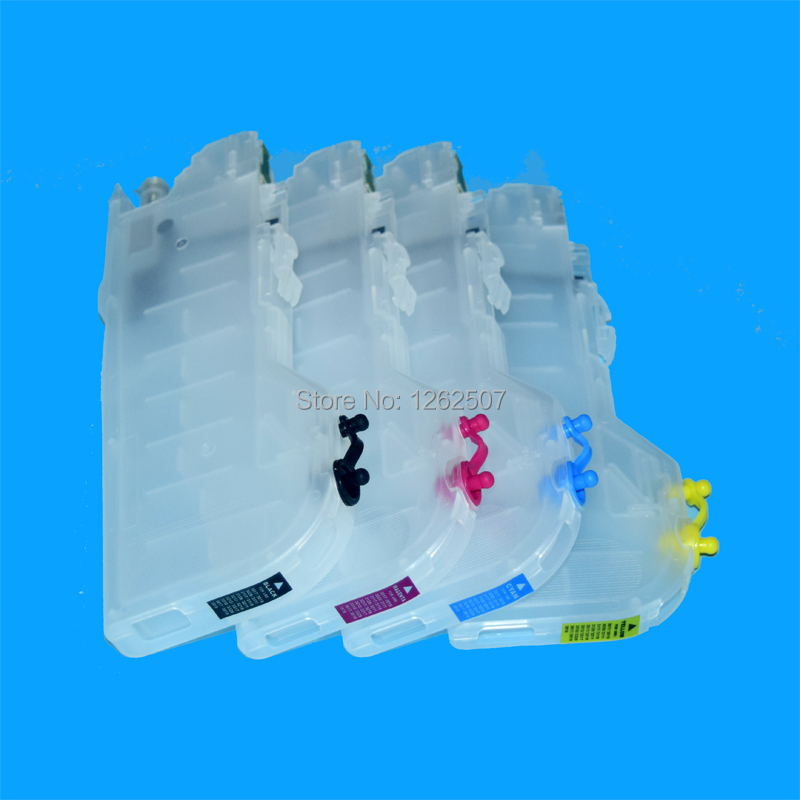 Australia LC3319 LC3319XL LC 3319 110ml 75ml Refill Ink Cartridge with Chip For Brother J5330 J5730