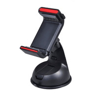 2017 Universal Long Arm 360 Degree Car Mount Cradle Holder Rotation Windshield 3 In 1 Stable