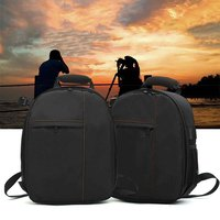 Upgrade Waterproof Dslr Camera Bag Backpack multi functional Camera Case For Photography Photo Travel Video
