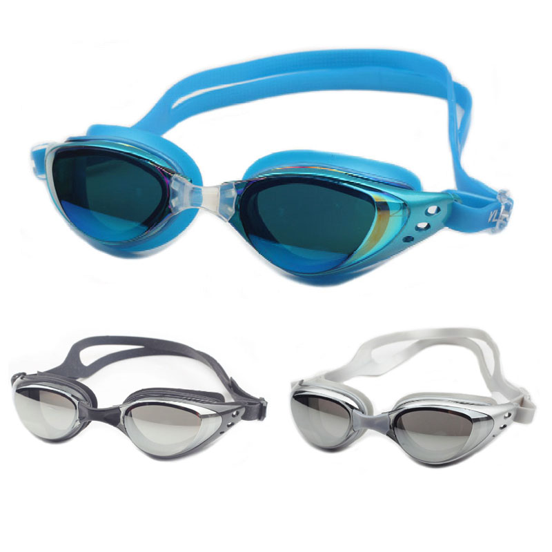 Adult Swimming glasses Anti-Fog professional silicone arena Waterproof goggles Summer sea swim eyewear Swimming goggles