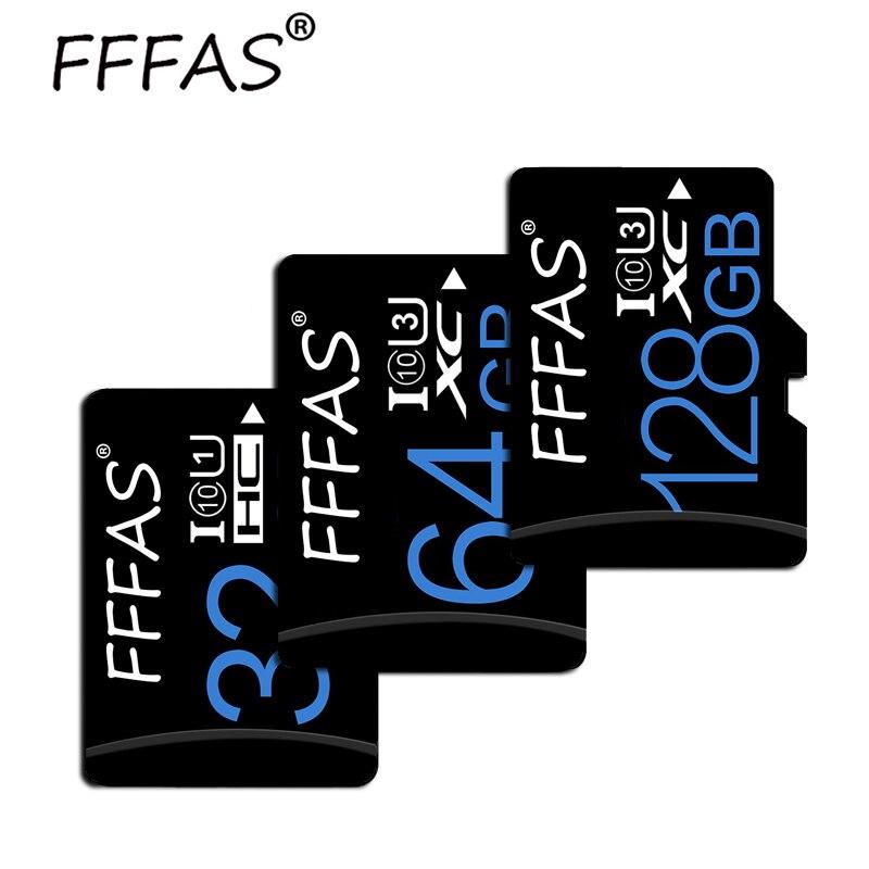 2018 Micro Sd Card 32gb Class 10 Card Memory Card 128gb 64gb 16gb 8gb TF Card Microsd Pen Drive Flash Memory Disk For Smartphone