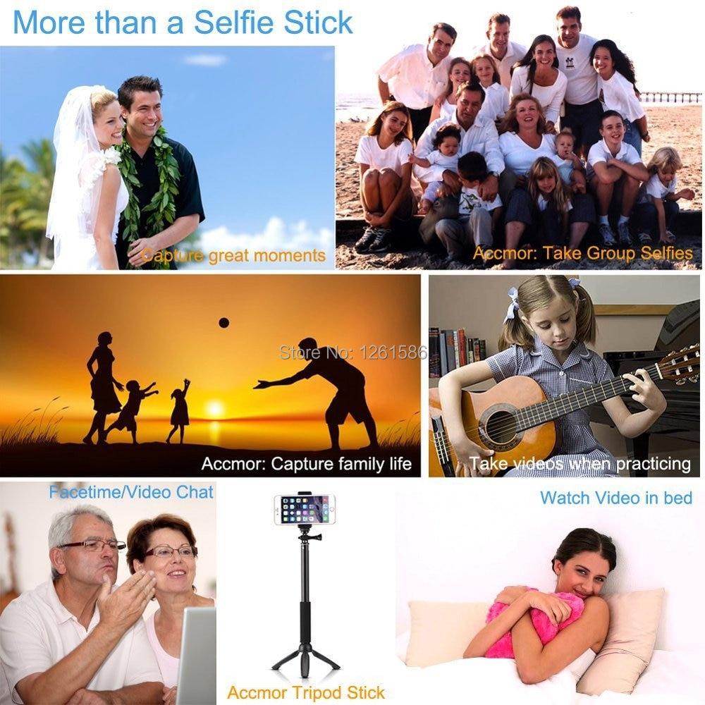 För Samsung S9 PLUS OBS S10 E / G4 Z2 Camera Photo Selfie Stick - Reservdelar och tillbehör för mobiltelefoner - Foto 6