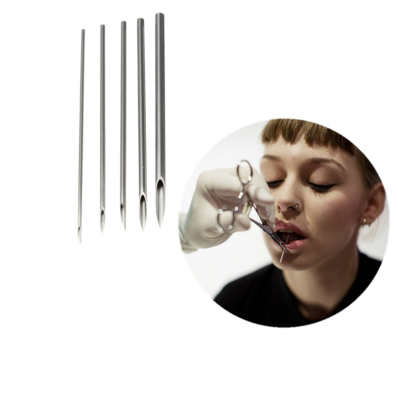 Agulhas de Tatuagem agulhas estéreis descartáveis body piercing Country : Zhejiang, china