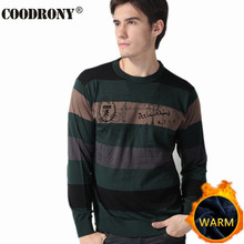 Cashmere Sweater Men 2016 New arrival Mens Sweaters Striped Printed Wool pullover Men O Neck Pull