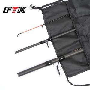 Image 5 - FTK Fishing Rod 99% Carbon Feeder Rod 3SEC C.W 40 120G 3.3M 3.6M 3.9M Standard Baitcasting Lure Fishing Stick Fishing Tackle G0D