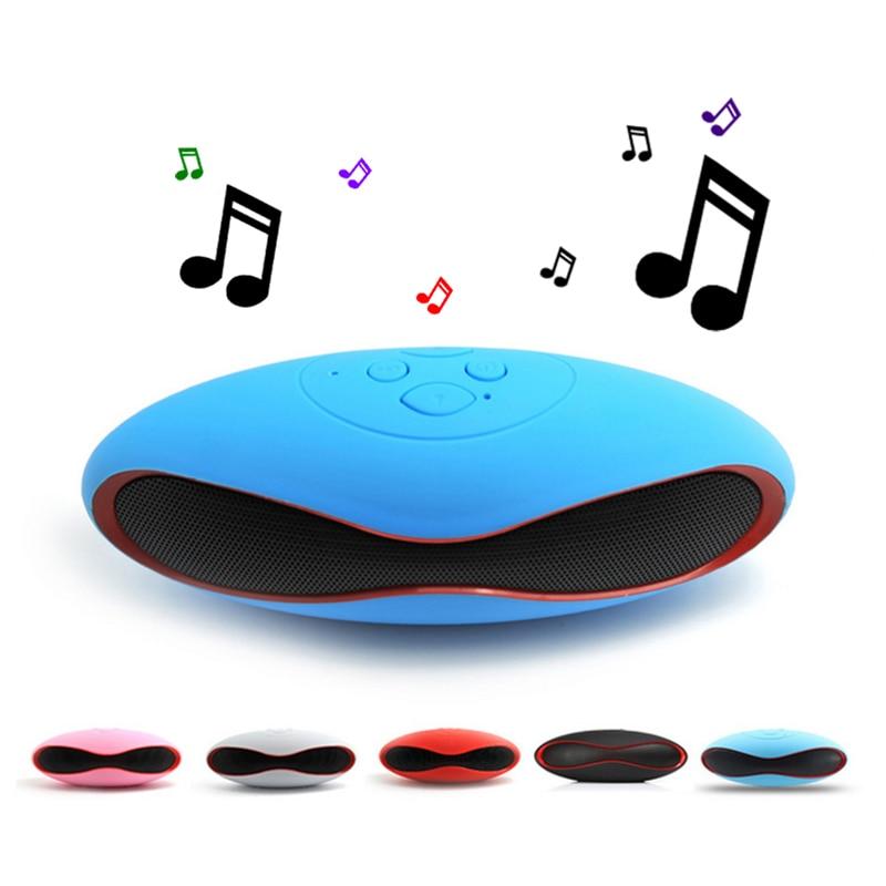 Virwir Mini Bluetooth Speaker Column Portable Wireless Speaker Subwoofer Handsfree TF Card AUX USB MP3 Player For Phone PC
