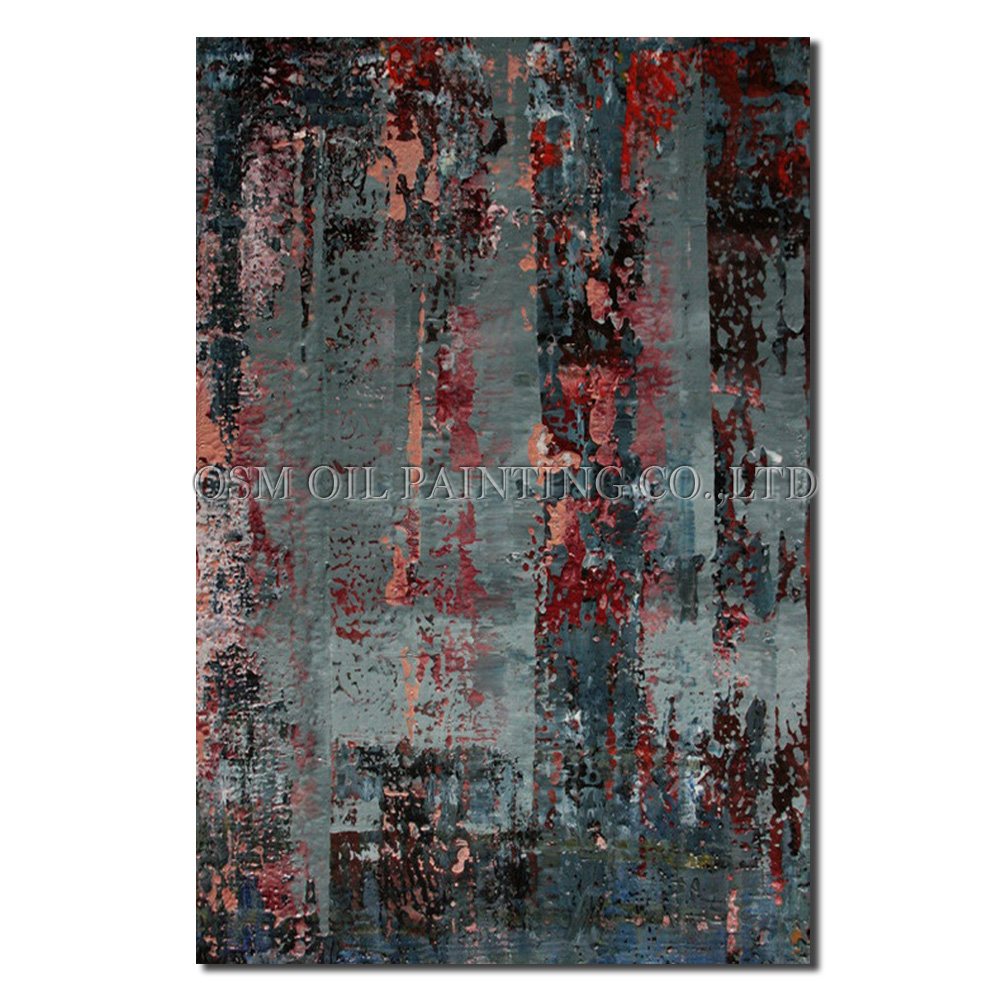 Exceptional Artist Hand Painted Modern Abstract Wall Painting For Living Room  Decoration Beautiful Unique Colors Abstract