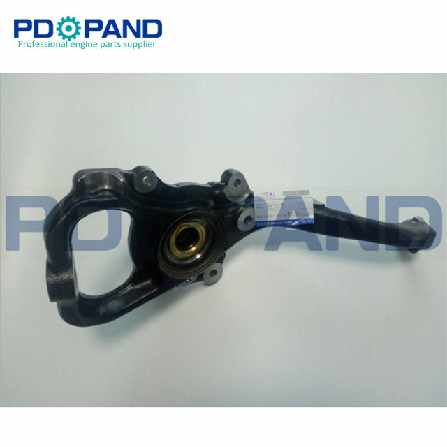 US $90 0 14% OFF|STEERING KNUCKLE 43202 60020 FOR Toyota Land Cruiser/LEXUS  LX470 1998 2007 1FZ FE 1HD T 1HD FTE 2UZ FE-in Power Steering Pumps &