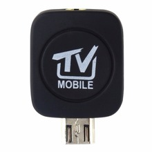 Micro usb tv tuner hdtv dvb-t mini receptor de satélite digital móvil para android dongle tdt con antena mcx isdb-t dongle