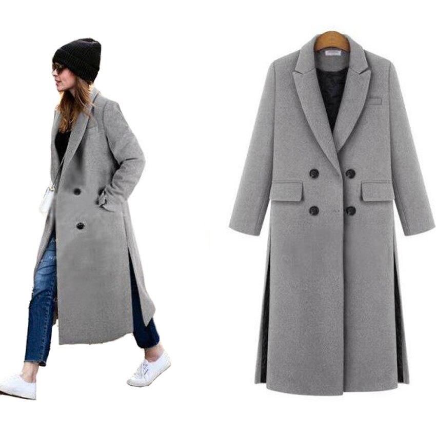 Online Get Cheap Ladies Woolen Coats -Aliexpress.com | Alibaba Group