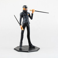 New anime one piece 23cm Ecki action figure CP9 Ecki model toys figure collection gift doll brinquedos juguetes hot sale