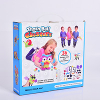 400pcs Bunchems Pack Squish Connect And Create DIY Kid S Gift Squeezing The Ball Bunchems Bitter