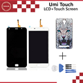 Umi Touch Original LCD Display + Touch Screen Assembly Perfect Repair Part 5.5 inch For Umi Touch Free Shipp+Tools+plastic case