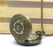 Naruto Pocket Watch Necklace