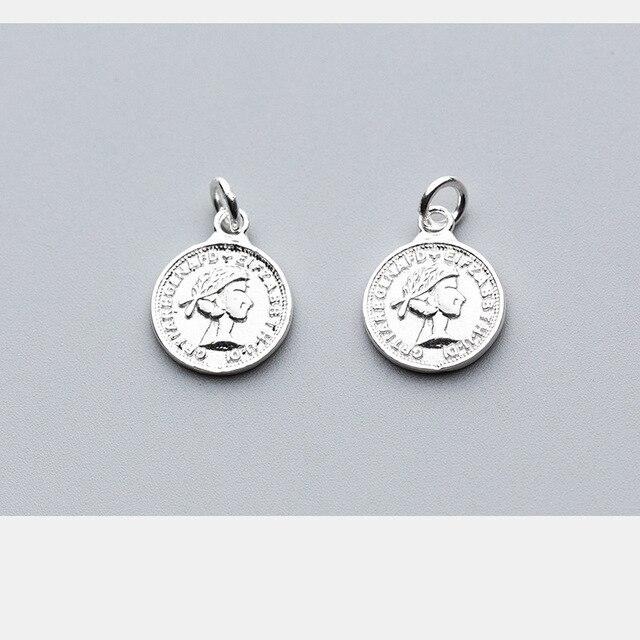 Купить женские шармы uqbing круглые бусины из 100% серебра 925 пробы картинки