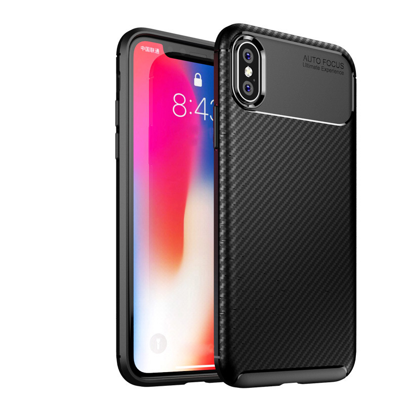 1Pcs Luxury Mobile Phone Cases for iPhone6 6plus 7 8 7plus 8plus X XR XS XSMAX Silicone Drop Protection Gel Soft Shell in Half wrapped Cases from Cellphones Telecommunications