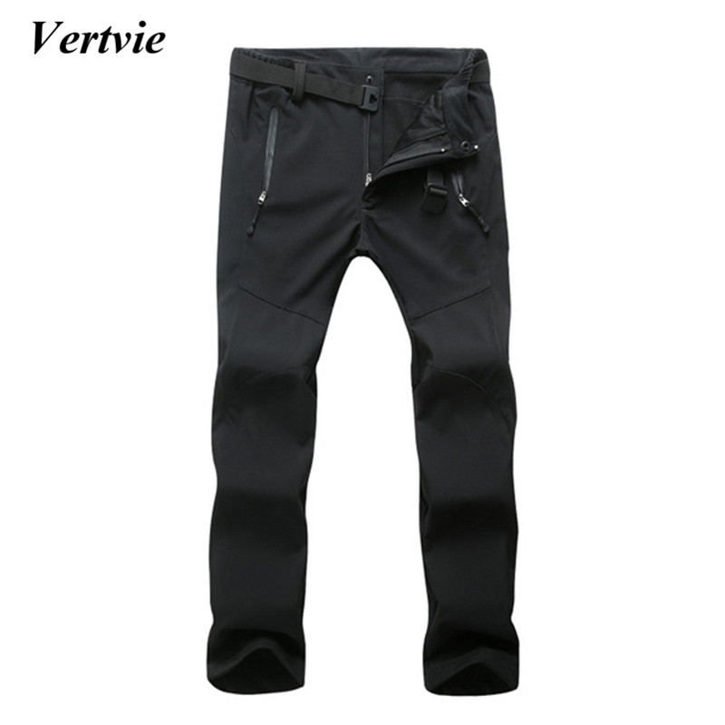 Vertvie Waterproof Snowobile Skiing Trousers For Women Snow Ice Skating Pants Sports Pants Winter Ski Hiking Fishing Sportswear