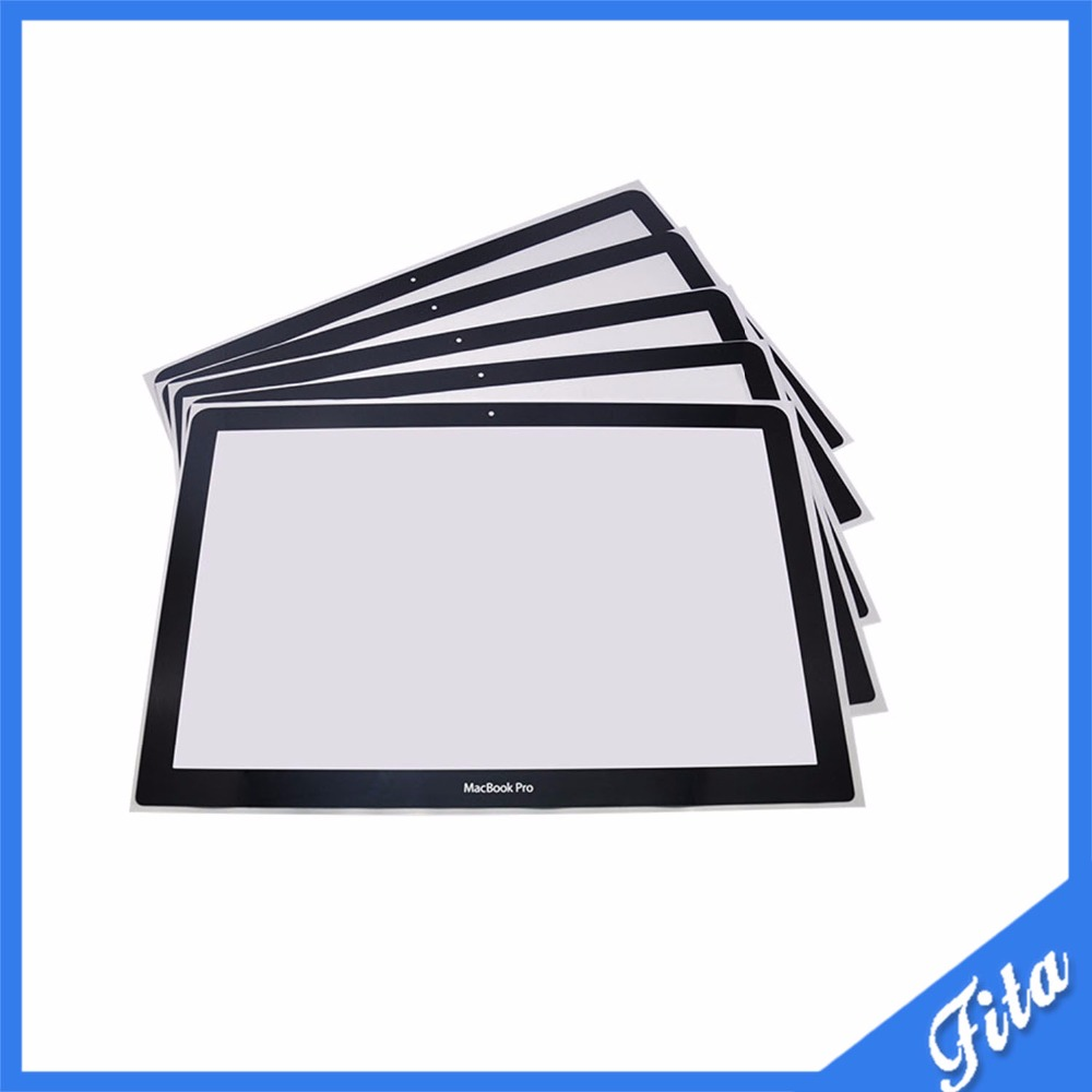 5PCS/LOT A1278 NEW LCD Screen Cover For Macbook Pro A1278 13