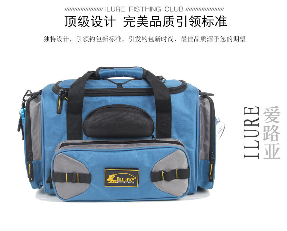 multi-function Canvas fishing waist bags Saddle bag waterproof tackle accessories tool box bag fasite canvas tool bags for electrician with laptop bag handbag oxford fabric multi function tool bag free shipping