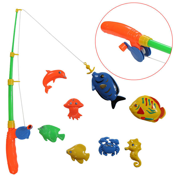 Compare prices on fish hooks games online shopping buy for Best fishing rod for kids