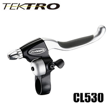 Bicycle 4 Fingers Brake Levers TEKTRO CL530  206g/Pair Road Bike Cruiser Recreation Aluminum Lever With Kraton Rubber Grip rotary hammer kraton rh 1050 38s