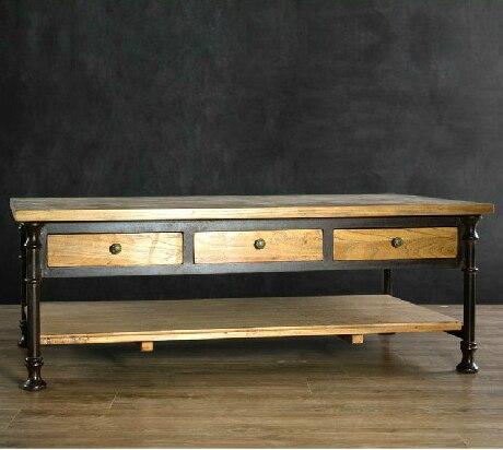 Vieux Meubles Pas Cher pas cher américain loft meubles en bois de fer pour faire le vieux