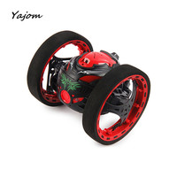 2018 New Hot Sale SJ88 2.4GHz RC Bounce Car Shock Resistance Flexible Wheels Speed Switch Brand New High Quality Feb 30