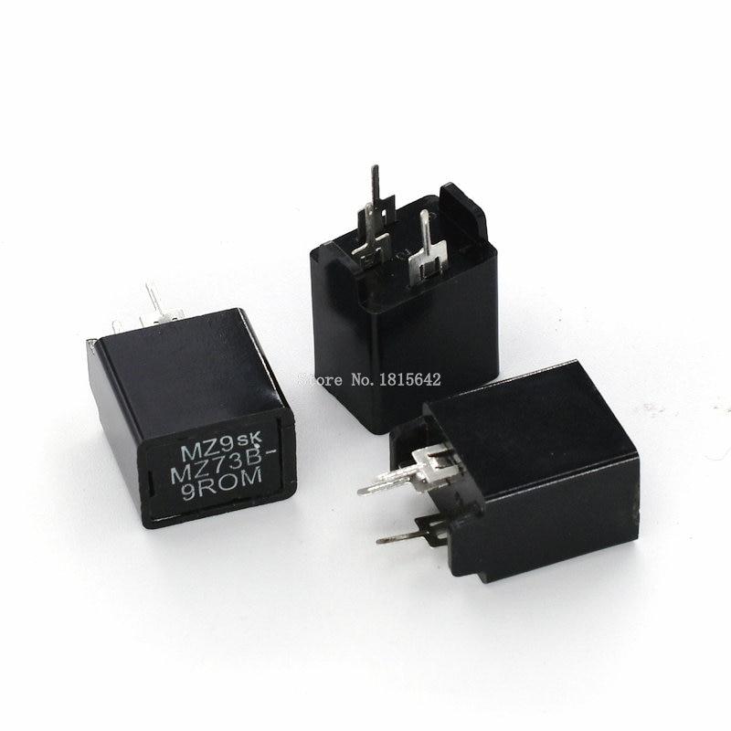 5PCS/LOT MZ73B-9ROM 9RM 270V Degaussing Resistor MZ73 3Pins Demagnetizing Resistors Resistance