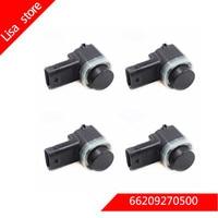 jarnix 4PCS/Lot Car Parking Sensor OEM 66209270500 For BM W X3 E83 X5 E70 X6 E71