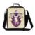 Moda Niños de la Historieta Bolsas de Almuerzo Térmica Juego de Tronos de Hombro Aislado Lunchbox Para Estudiantes Niños Lancheira bolsa de Picnic