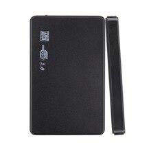 """USB 2.0 480 Мбит Корпус Случае Коробка для Ноутбука 2.5 """"SATA Жесткий Диск PromotionHot Новое Прибытие"""