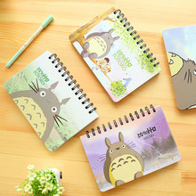 New Cute Planners 55 sheets 4 styles Weekly Planner Spiral School Notebook Paper Agenda Organizer Office School Supplies Gift a6 korean macarons colored planner organizer office school accessories spiral binder planners diario note taking lovely planners