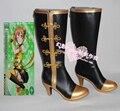 Amor vivo Kousaka Honoka Tojo Nozomi Sonoda Umi Yazawa Nico Cosplay Shoes Boots por encargo