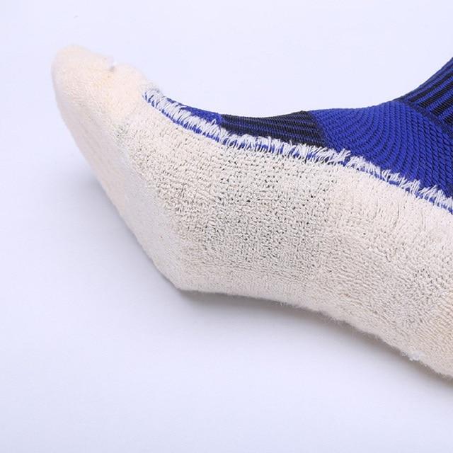 Купить высококачественные противоскользящие футбольные носки мужские картинки цена