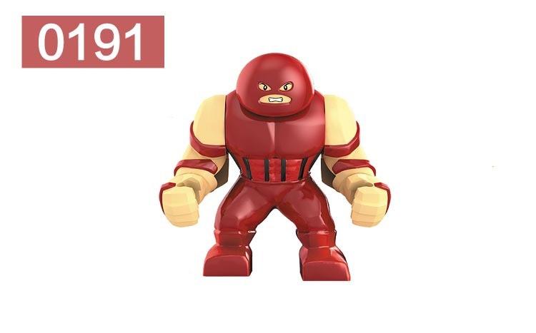 Wholesale 75 Cm Super Heroes Assemble Marvel Building Blocks Toys Compatible Legood -5881