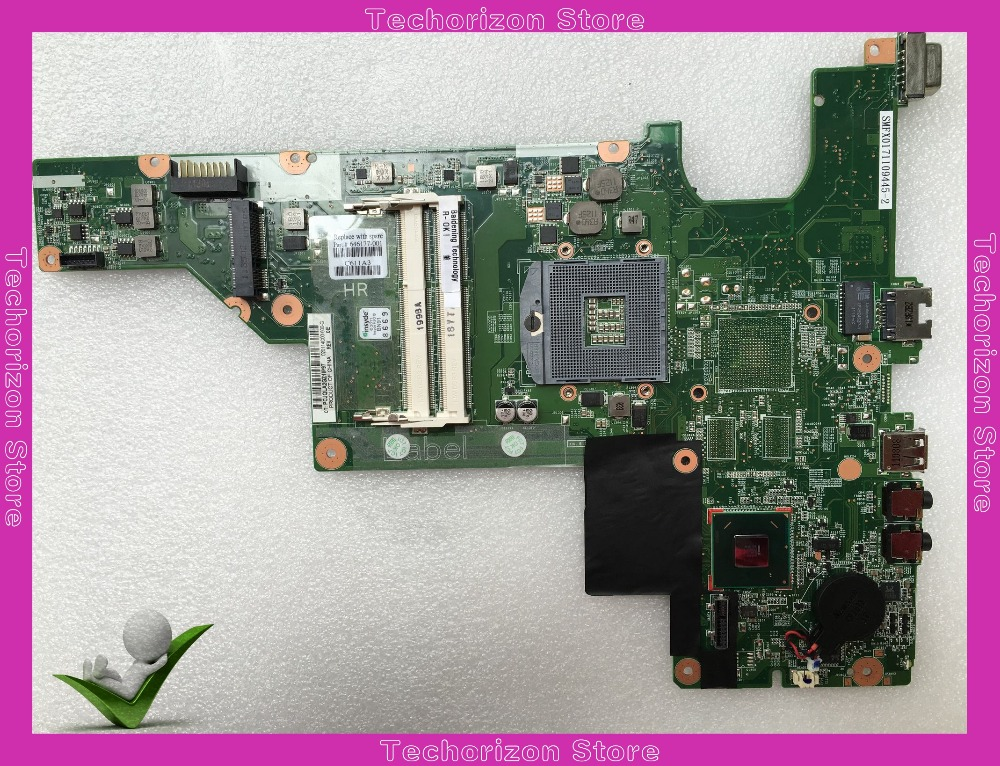 646177-001 For HP 2000 CQ43 CQ57 Laptop Motherboard HM65 DDR3 Mainboard Tested Working