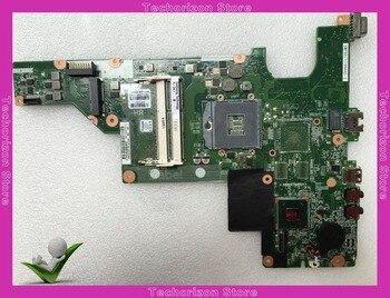 646177-001 pour HP 2000 CQ43 CQ57 carte mère d'ordinateur portable HM65 DDR3 carte mère testée fonctionnant