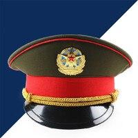 Кожа капитан шляпа морской Шапки военные шляпы с широкими полями армии крышка Cospaly Хэллоуин Рождество подарок фестиваль Новый год и шарф