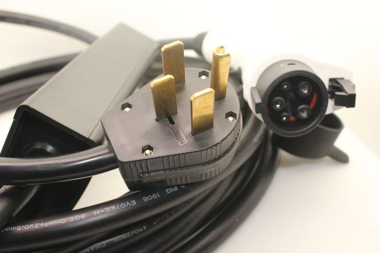 Nema 14 50 Plug Sae J1772 Type 1 Adjustable 8a 10a 16a Mode 2 Portable Evse 5m Black Cable Volt Leaf Soul C Zero Cable For Cable 5mcable 2 Aliexpress