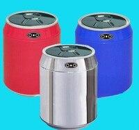 1 5L 0 46Gal Stainless Steel Plastic Desktop Automatic Infrared Motion Sensor Trash Can Auto Sensor