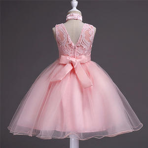 53b5afd0ba1f ABGMEDR Children Dress for Party Wedding Clothing Clothes