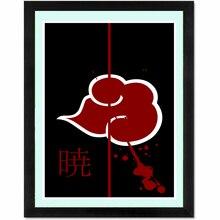 Naruto Canvas Art Print Painting Poster